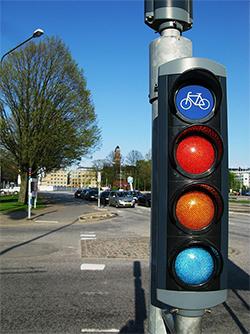 Malmö by bike.