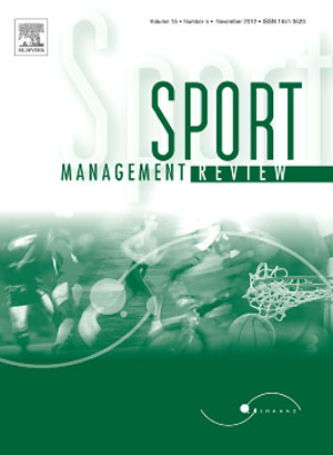 Journal of Sport Management | Human Kinetics