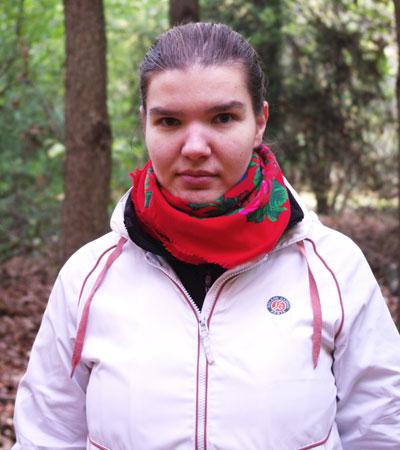 Anna Maria Hellborg
