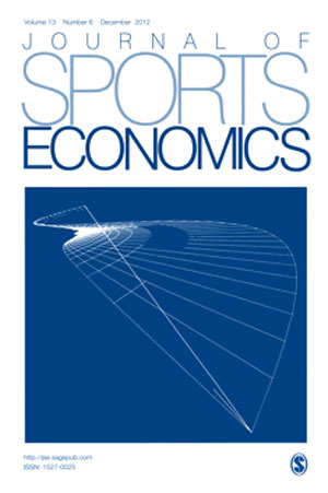 Journal of Global Sport Management: Vol 4, No 3