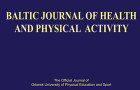 Baltic Journal of Health and Physical Activity Volume 6, Issue 2