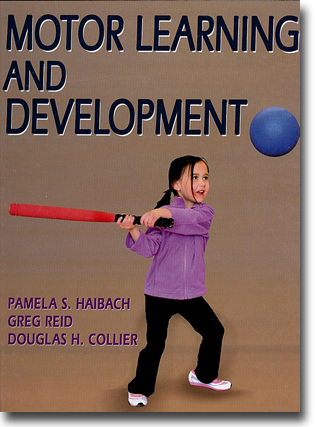 Pamela S. Haibach, Greg Reid & Douglas H. Collier Motor Learning and Development 405 sidor, inb., ill. Champaign, IL: Human Kinetics 2011 ISBN 978-0-7360-7374-5