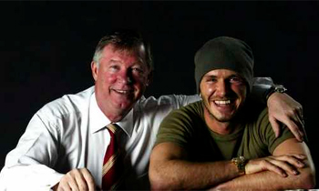 Beckham and Ferguson: A Tale of Two Masculinities