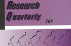 Research Quarterly for Exercise and Sport, Vol. 85, No. 5, December 2014