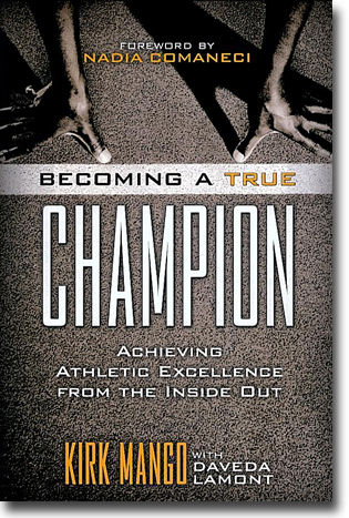 Kirk Mango & Daveda Lamont Becoming a True Champion: Achieving Athletic Excellence from the Inside Out 240 sidor, hft. Lanham, MD: Rowman & Littlefield 2012 ISBN 978-1-4422-1406-4
