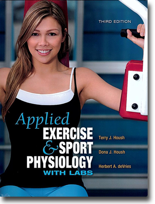Terry J. Housh, Dona J. Housh & Herbert A. deVries Applied Exercise & Sport Physiology, With Labs: Third Edition 526 sidor, hft., ill. Scottsdale, AZ: Holcomb Hathaway 2012 ISBN 978-1-934432-19-8