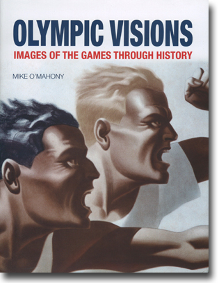Mike O'Mahoney Olympic Visions: Images of the Games Through History 175 sidor, inb., ill. London: Reaktion Books 2012 ISBN 978-1-86189-910-1