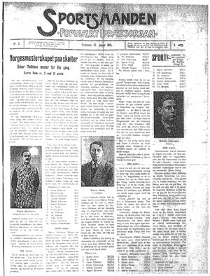 Sportsmanden 1915
