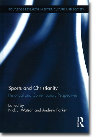 Nick J. Watson & Andrew Parker (red) Sports and Christianity: Historical and Contemporary Perspectives 299 sidor, inb. Abingdon, Oxon: Routledge 2013 (Routledge Research in Sport, Culture and Society 19) ISBN 978-0-415-89922-2