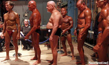 Bodybuilding in practice and in representation: A