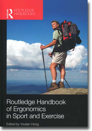 Youlian Hong (red) Routledge Handbook of Ergonomics in Sport and Exercise 591 sidor, inb. Abingdon, Oxon: Routledge 2014 (Routledge International Handbooks) ISBN 978-0-415-51863-5