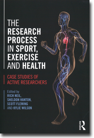 Rich Neil, Sheldon Hanton, Scott Fleming & Kylie Wilson (red) The Research Process in Sport, Exercise and Health: Case Studies of Active Researchers 264 sidor, hft. Abingdon, Oxon: Routledge 2014 ISBN 978-0-415-67350-1