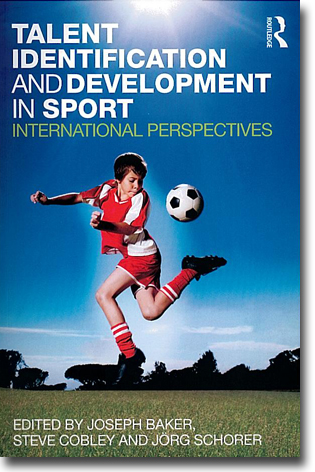 Joseph Baker, Steve Cobley & Jörg Schorer (red) Talent Identification and Development in Sport: International Perspectives 179 sidor, hft. Abingdon, Oxon: Routledge 2012 ISBN 978-0-415-58161-5