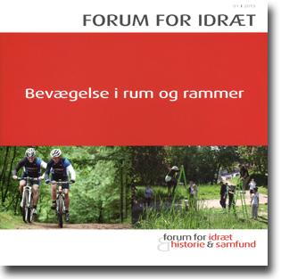 Bo Vestergård Madsen, Jens-Ole Jensen & Signe Højbjerre Larsen (red) Bevægelse i rum og rammer 198 sidor, hft., ill. Odense: Syddansk Universitetsforlag 2013 (Forum for Idræt 2013) ISBN 978-87-7674-785-5
