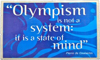 """""""Kritiske venner"""" om olympismens diskurser fra de Coubertin og frem til i dag"""