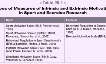 An important contribution to the development of sport and exercise psychology