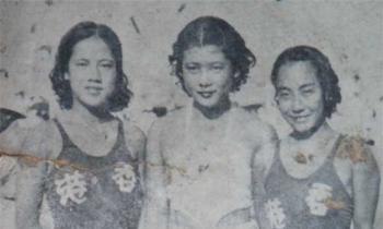 Om genus, idrott och kändiskultur i 1930-talets Kina