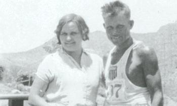 Long distance running in the Twenties