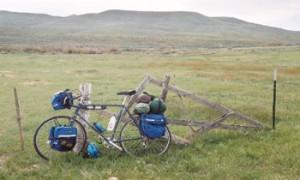 Om Daryl Farmers fascinerande och smått galna cykelprojekt