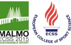 Call for Papers | 20th Annual Congress of the European College of Sport Science, ECSS | Malmö, Sweden, 24th–27th of June, 2015