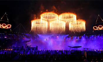 Ceremonier och symboler: OS i London 2012