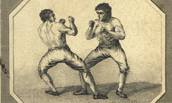 Om Pierce Egan, sportjournalist på 1800-talet med boxning som specialitet