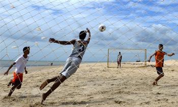 Den hegemoniska fotbollen och dess passioner