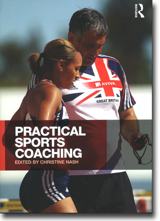 Christine Nash (red) Practical Sports Coaching 330 sidor, hft. Abingdon, Oxon: Routledge 2015 ISBN 978-1-44-417670-4