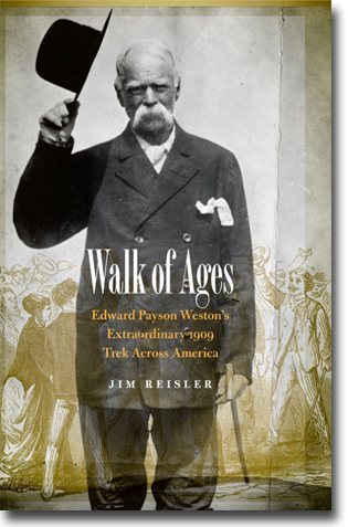 Jim Reisler Walk of Ages: Edward Payson Weston's Extraordinary 1909 Trek Across America 240 sidor, inb., ill. Lincoln, NE: University of Nebraska Press 2015 ISBN 978-0-8032-9014-3
