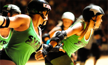 Important ethnographic and autoethnographic study of roller derby