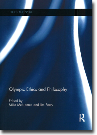 Mike McNamee & Jim Parry (red) Olympic Ethics and Philosophy 206 pages, hft. Abingdon, Oxon: Routledge 2014 (Ethics and Sport) ISBN 978-1-138-81045-7