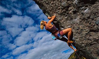 Motivasjon i klatring