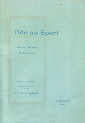 ode-au-sport
