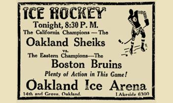 National Hockey League – en del av det idrottsindustriella komplexet i Nordamerika