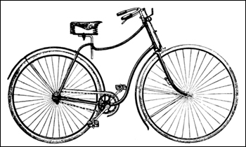 The history of long distance bicycling and the emergence of the cycling travelogue
