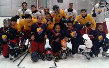 ''Vi säger hej och välkommen, på med skorna'': En kvalitativ studie om hur idrottsföreningar bemöter nyanlända invandrare