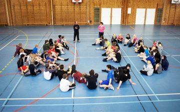 Betydelser av tu-delning och ämnet idrott och hälsa