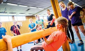 Viktigt bidrag till forskningen om idrottslärarens övergång från student till fullgången praktiker