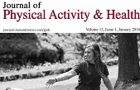 Journal of Physical Activity and Health, Volume 14, 2017, Issue 4