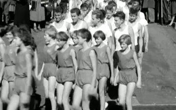 Tvåhundra år av dansk skolidrott