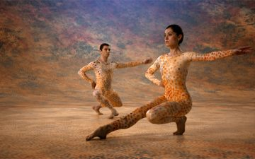 Relationen mellan rörelse och rum belyses i nordisk dansbok