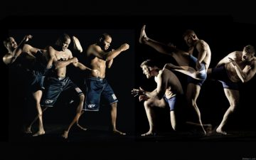 Inside MMA: Sensory ethnography that hurts