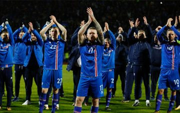 Iceland in the world of élite sports – Viking heredity or modern-day smarts?