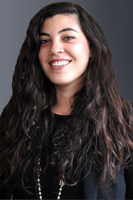 Aliki Foinikopoulou, newsletter editor.