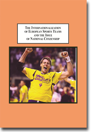 Heike C. Alberts & Kazimierz J. Zaniewski The Internationalization of European Sports Teams and the Issue of National Citizenship: Can Sports Transcend Political Borders? 158 sidor, hft. Lewiston, NY: The Edwin Mellen Press 2011 ISBN 978-0-7734-3941-2