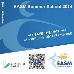 easm-summer-school-2014