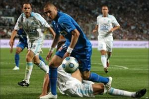 Lyon vs. Marseille, May 2009.