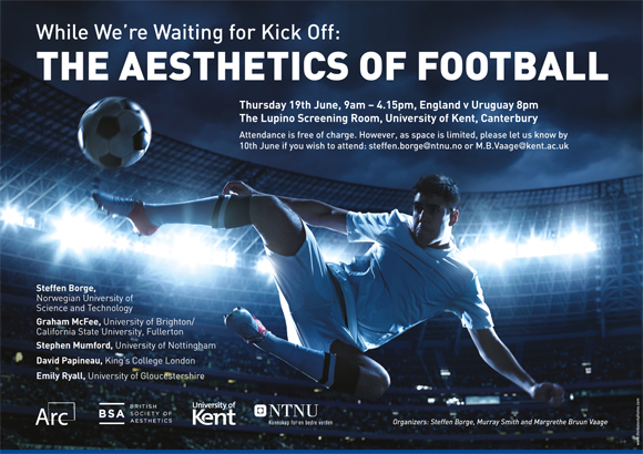 The-Aesthetics-of-Football-Poster