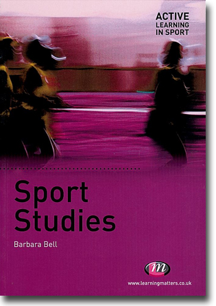 Barbara Bell Sport Studies 194 sidor, hft. London: Sage Publications 2009 (Active Learning in Sport Series) ISBN 978-1-84445-186-9