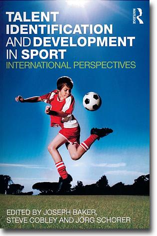 Joseph Baker, Steve Cobley & Jörg Schorer (red) Talent Identification and Development in Sport: International Perspectives 179 sidor, hft. Abingdon, Oxon: Routledge 2012 ISBN 978-0-415-58161-5